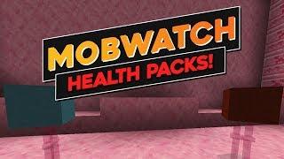 HEALTH PACKS, GUARDIAN & SPIDER! | MOBWATCH MAPLOG #007