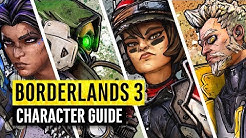 Borderlands 3 | Which Vault Hunter should you choose? Character Guide