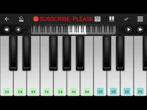 Mere Haath Mein Tera Haath Ho Piano...