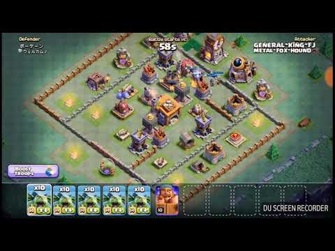 GENERAL KING FJ METAL~FOX~HOUND HUNT ON BUILDER BASE EPISODE 1