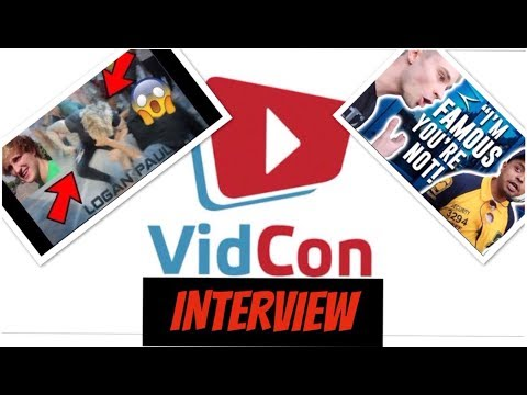 Vidcon Security Guards *OFFICIAL* Response to Verbal Abuse