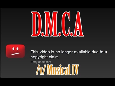 DMCA - /v/ the Musical IV
