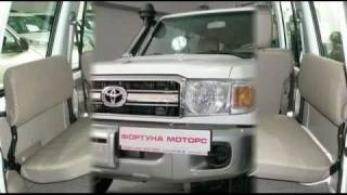 2012 Toyota Land Cruiser 76 in Khabarovsk 27RUS - Fortuna Motors - Auto Dealer Media