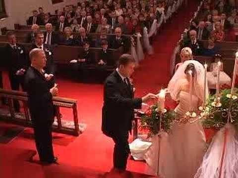 041113 Wedding Ceremony at St  Mark's Methodist in Houston