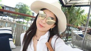 VLOG : พาทัวร์ Huahin Marriot Resort & Spa | Orangina Beauty