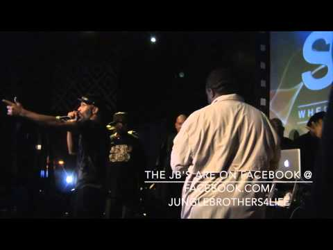 """The Pace Report: """"Jungle Full Of Natives"""" The Jungle Brothers Interview"""