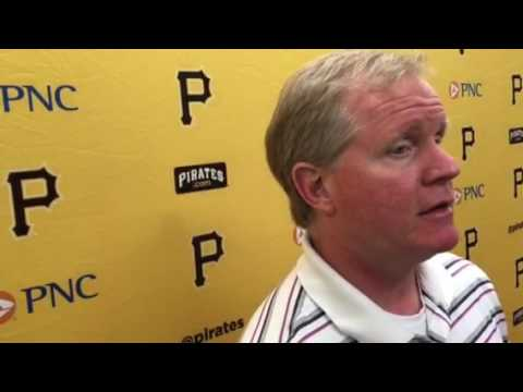 Pirates GM Neal Huntington on Nick Kingham