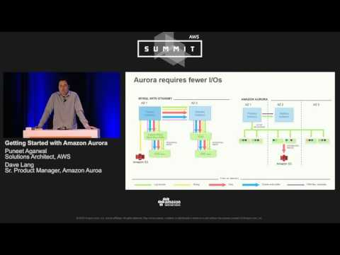 AWS Summit Series 2016 | Chicago - Getting Started with Amazon Aurora