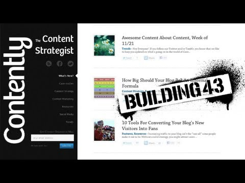 Contently: connecting writers and brands