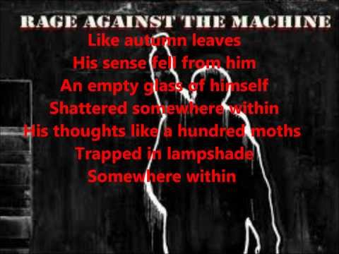 Born Of A Broken Man Lyrics