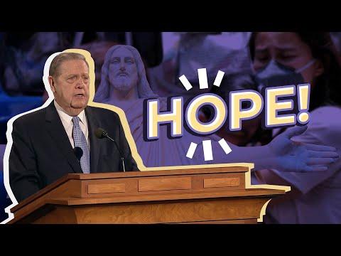 We Can Hope | Elder Holland, April 2020 General Conference