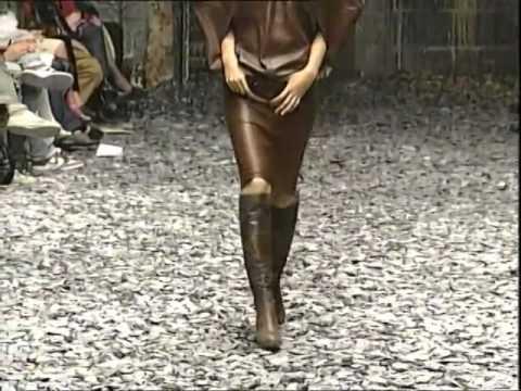 """Alexander McQueen Fall/Winter 2000, """"Eshu"""""""