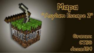Minecraft'owe Ucieczki - Asylum Escape 2