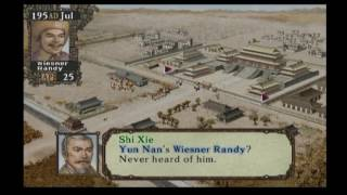 Romance of the Three Kingdoms VII [Scenario 3, Part 1]