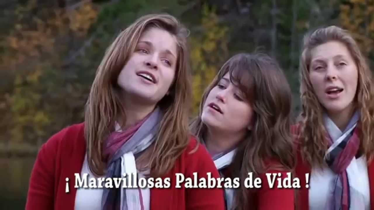 MARAVILLOSAS PALABRAS DE VIDA - Fountainview Academy