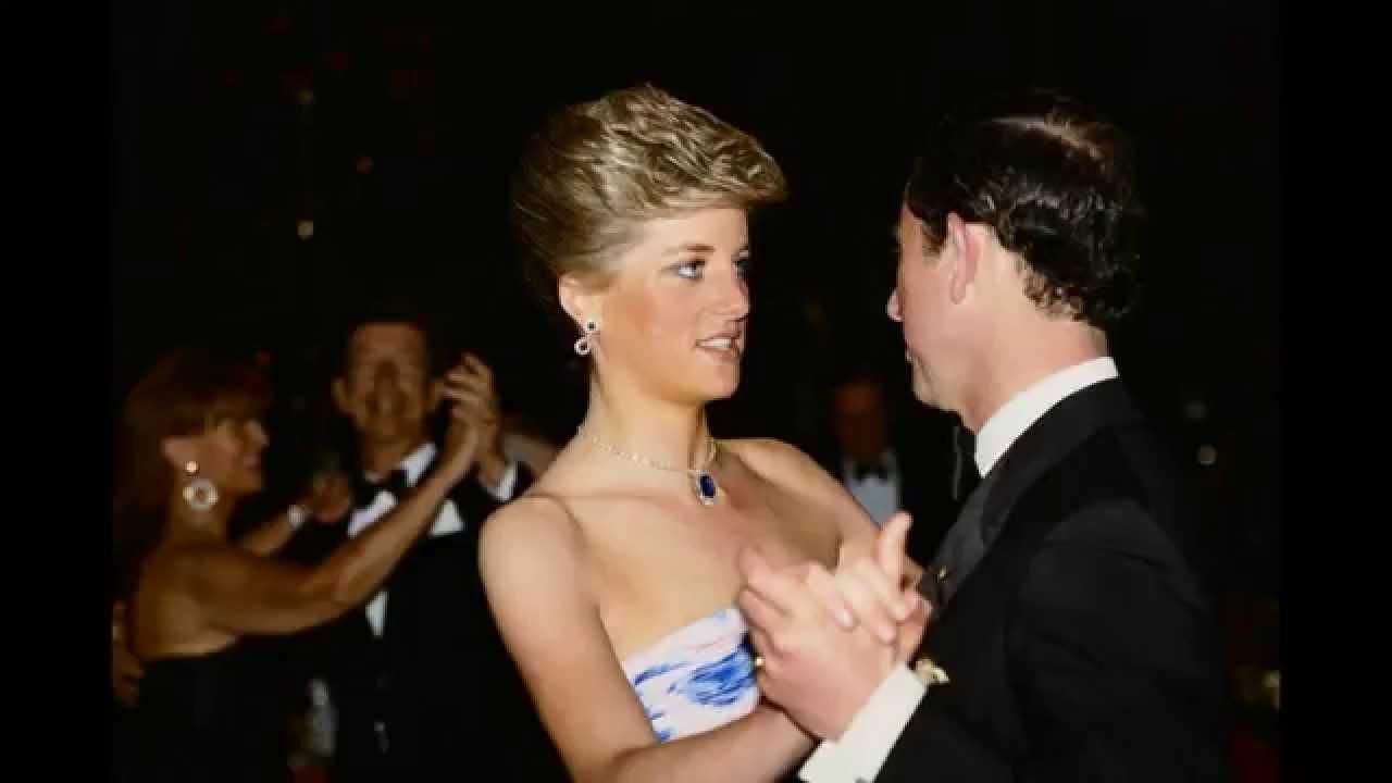 Princess Diana And Prince Charles Youtube