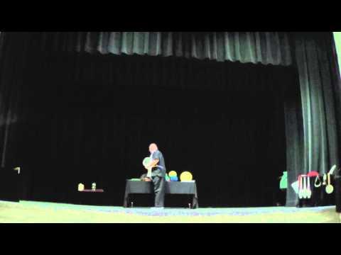 David Cain - 2014 Cleveland Circus Festival