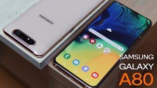 Samsung Galaxy A80 FIRST LOOK!