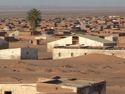 Western Saharan refugees reach out to world