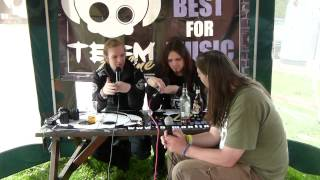 TBFM Online Interview Totengefluster at Beermageddon 2014