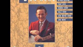 Don Reno and Tony Rice - Freight Train Boogie