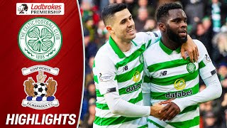 Celtic 3-1 Kilmarnock | Ajer, Edouard & Griffiths Extend Lead at the Top! | Ladbrokes Premiership