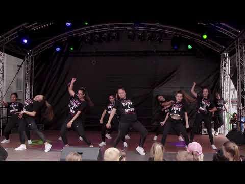 BUST A MOVE Dance Academy - Teil 2 & 3 - Korbach Altstadt-Kulturfest 2019