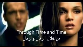 Repeat youtube video Shayne Ward  No Promises  مترجمه للعربي لا وعود