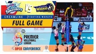 PVL OC 2018: Creamline vs. Tacloban   Full Game   1st Set   November 7, 2018