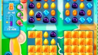 Candy Crush Soda Saga Level 1343 - NO BOOSTERS **