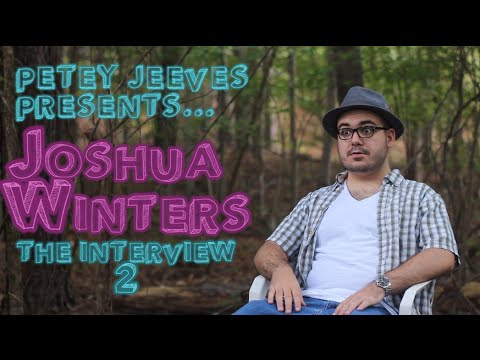 """A Petey Jeeves Exclusive Interview - JOSHUA WINTERS """"WHEELCHAIR PSYCHO SUPREMEZ"""""""