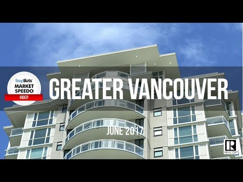 June 2017 Greater Vancouver Realty Report