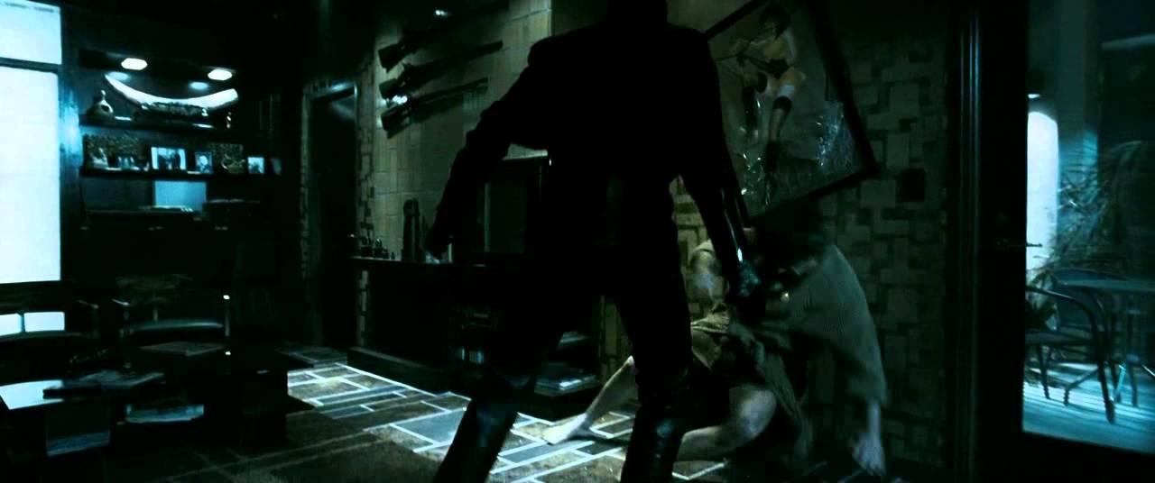 Watchman(守護者)電影片段(02:30~05:40) - YouTube