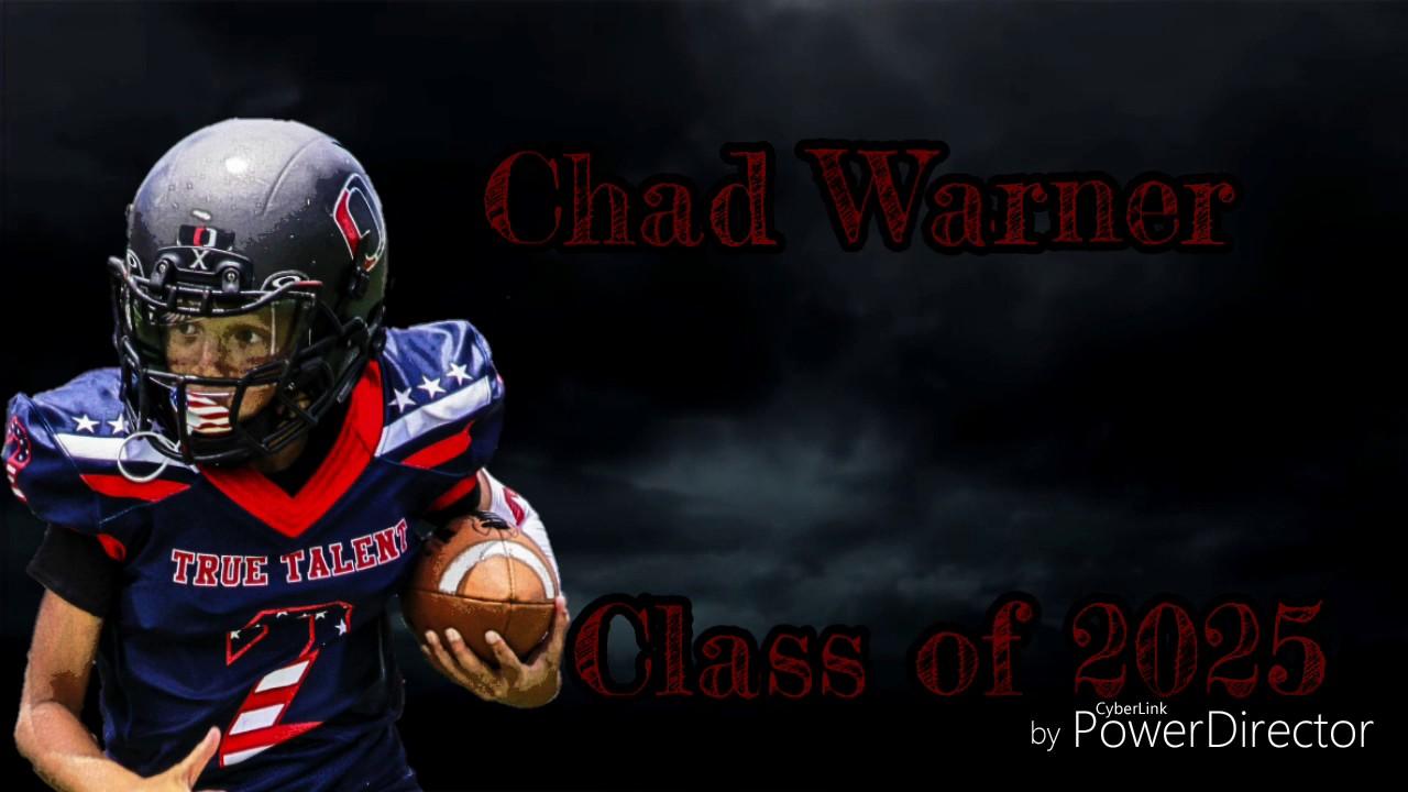 2025 Chad Warner: QB San Antonio, TX: Football Profile