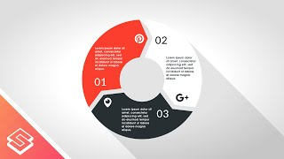 Inkscape for Beginners: Circle Infographic Tutorial