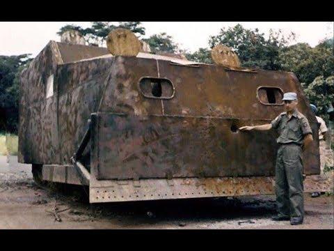 Rare Military Vehicles of the Congo Crisis / Katanga Crisis
