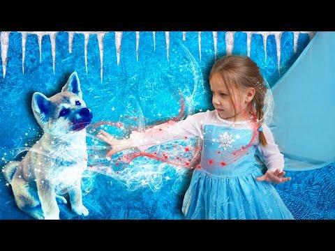 Сборник Холодное Сердце Эльза Анна Мультик с куклами Новый сезон Игры и игрушки для девочек