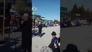 Сильное выступление на митинге в Ингушетии
