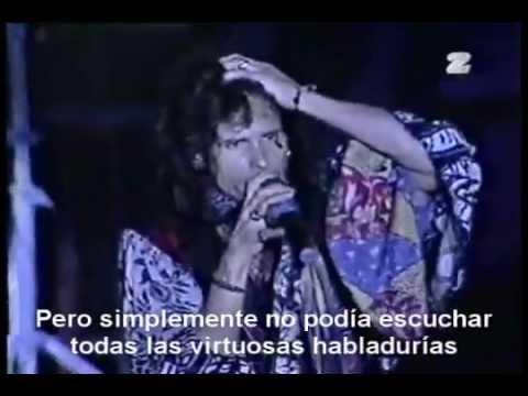 Aerosmith - Amazing Live (subtitulado español)