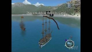 Tortuga: Two Treasures PC Games Gameplay - GDC 2006 Sea