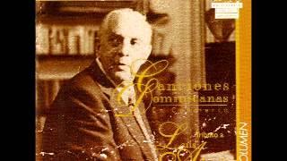 Canciones Dominicanas En Concierto. Vol. 3 - Tributo a Luis Alberti (1997)