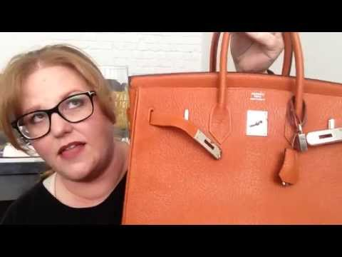 Hermes Birkin 35 review AKA