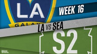 LA Galaxy II vs Seattle Sounders FC 2: July 1, 2018
