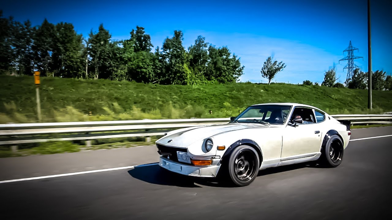 datsun nissan fairlady 240z 2014 toronto zfest youtube. Black Bedroom Furniture Sets. Home Design Ideas