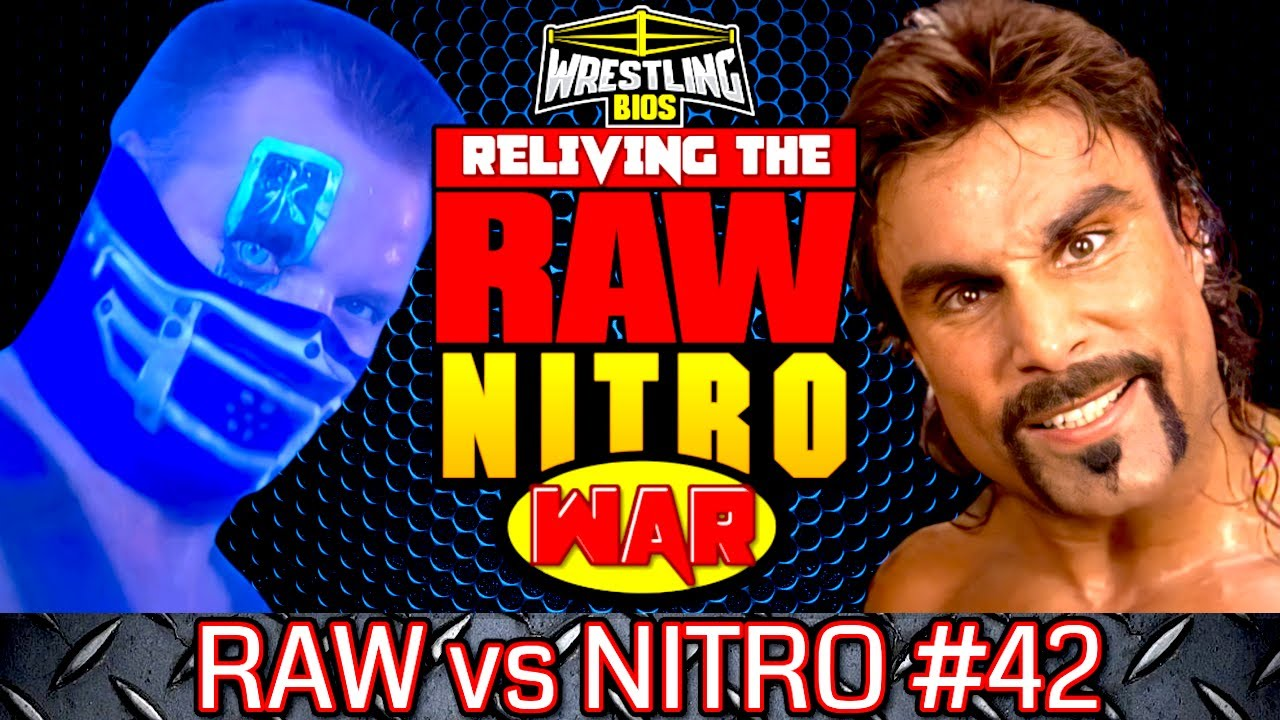 """Download Raw vs Nitro """"Reliving The War"""": Episode 42 - July 22nd 1996"""