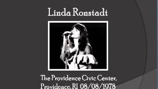 Video 【TLRMC033】 Linda Ronstadt   08/08/1978 download MP3, 3GP, MP4, WEBM, AVI, FLV September 2018