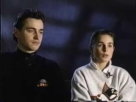 Ekaterina Gordeeva & Sergei Grinkov, Figure Skaters (1993)