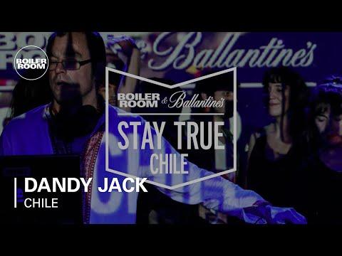 Dandy Jack Boiler Room & Ballantine's Stay True Chile DJ Set