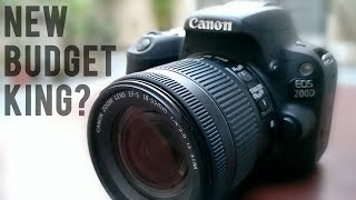 Video BEST Budget DSLR for Beginners ? Canon's New 200D / SL2 Review ! download MP3, 3GP, MP4, WEBM, AVI, FLV Juli 2018