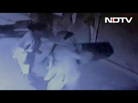 In Delhi's House Of Horrors, CCTV Shows Daughter-In-Law Brou